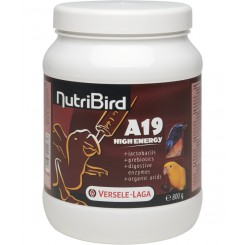 Nutribird A19 High Energy -...