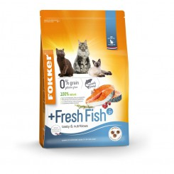 Fokker Cat +Fresh Fish