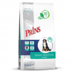Prins dieetvoeding Weight Reduction & Diabetic (croque) 10 kg